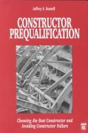 Constructor Prequalification : Selecting the Most Qualified Constructo-ExLibrary