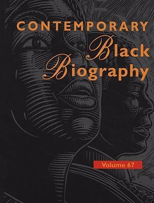 Contemporary Black Biography: Profiles from the International Black Community 9780787695446