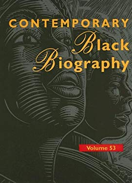 Contemporary Black Biography: Profiles from the International Black Company 9780787679255