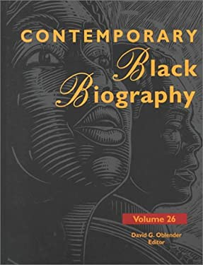 Contemporary Black Biography: Profiles from the International Black Community 9780787646172