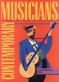 Contemporary Musicians: Profiles of the People in Music 9780787696160