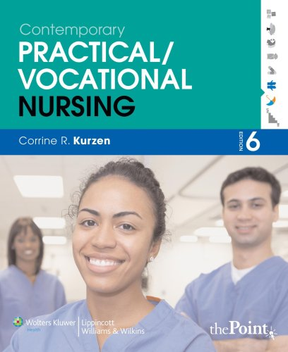 Contemporary Practical/Vocational Nursing 9780781782692