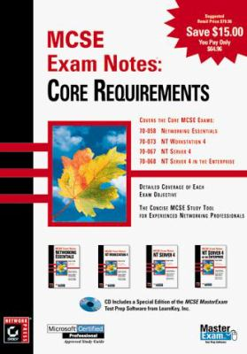 Core Requirements [With Includes Test-Preparation Software...] 9780782122886