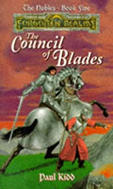 Council of Blades 9780786905317