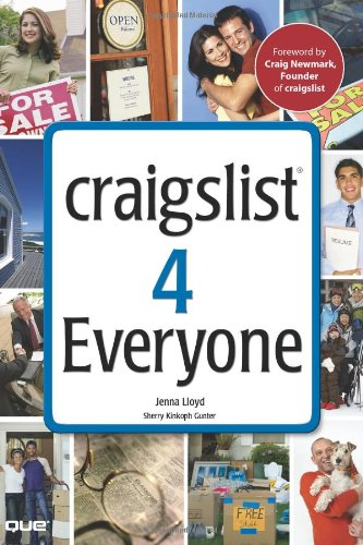 Craigslist 4 Everyone 9780789738288