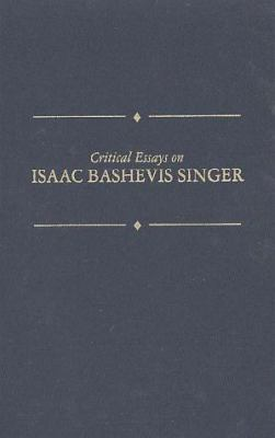 recovering the canon essays on isaac bashevis singer Amazoncom: recovering the canon: essays on isaac bashevis singer (studies in judaism in modern times v 8) (9789004076815): david n miller, isaac bashevis singer.