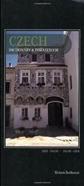 Czech Dictionary & Phrasebook: Czech-English, English-Czech 9780781809429