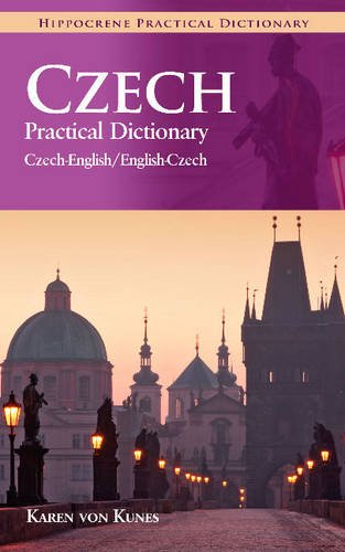 Czech-English/English-Czech Practical Dictionary 9780781811071