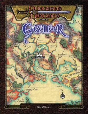 D&d Gazetteer 9780786917426