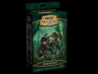 D&d Miniatures War Drums Starter Set 9780786938865