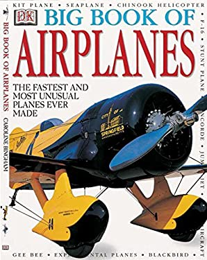 DK Big Book of Airplanes 9780789465214