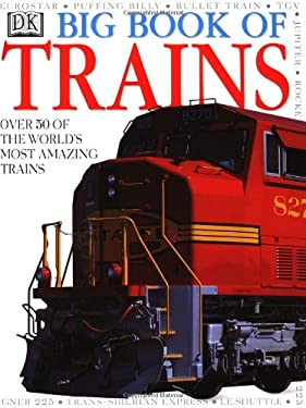 DK Big Book of Trains 9780789434364