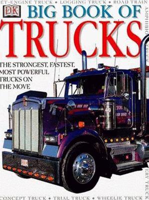 DK Big Book of Trucks 9780789447395
