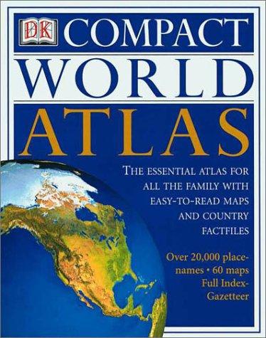 DK Compact World Atlas 9780789479877