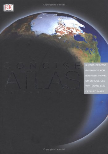 DK Concise Atlas of the World 9780789493620