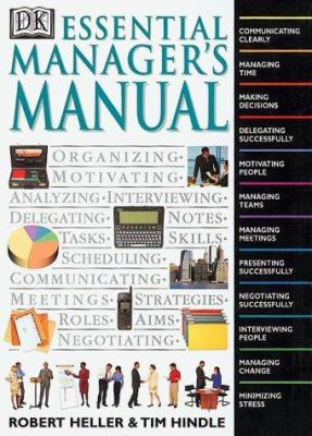 DK Essential Manager's Manual 9780789435194