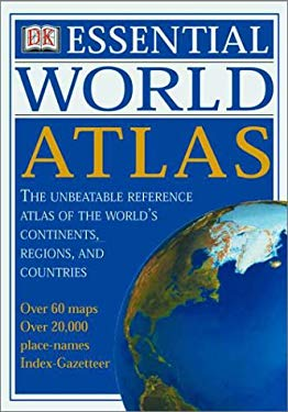 DK Essential World Atlas: Revised 9780789479891