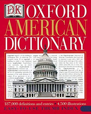 DK Oxford Illustrated American Dictionary 9780789463678