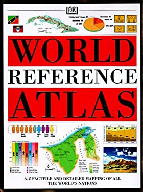 DK World Reference Atlas Revised 9780789410856