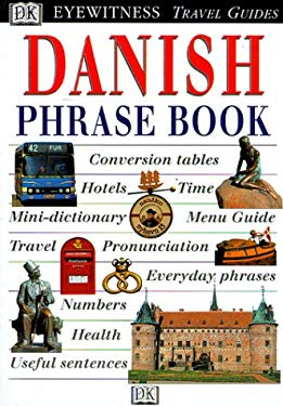 Danish Phrase Book 9780789448668
