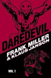 Daredevil by Frank Miller & Klaus Janson, Volume 1 3053728