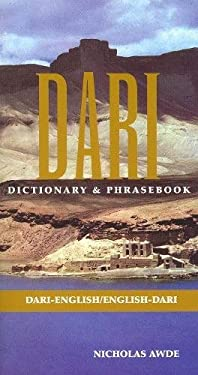 Dari: Dari-English, English Dari Dictionary and Phrasebook 9780781809719