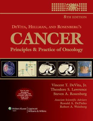 DeVita, Hellman, and Rosenberg's Cancer: Principles & Practice of Oncology 9780781772075