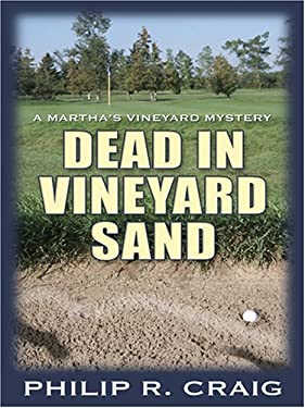 Dead in Vineyard Sand 9780786287239
