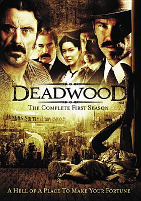 Deadwood: The Complete First Season 9780783119342
