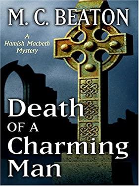 Death of a Charming Man 9780786290468
