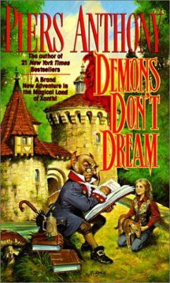 Demons Don't Dream 9780785770206