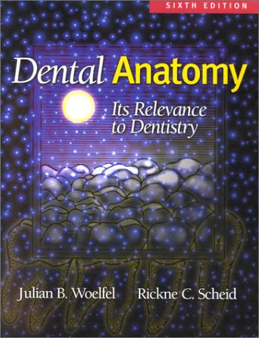 Dental Anatomy: Its Relevance to Dentistry 9780781727976