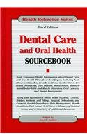 Dental Care and Oral Health Sourcebook 9780780810327