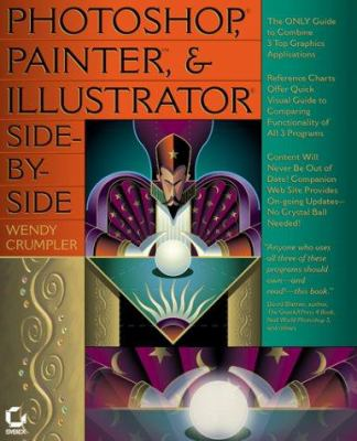 Designer's Guide to Photoshop, Illustrator, and Painter 9780782126266