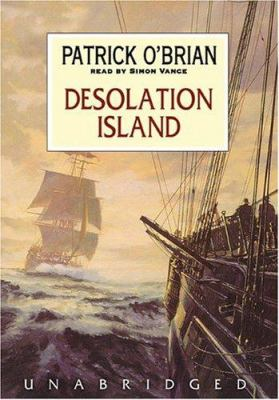 Desolation Island 9780786184088