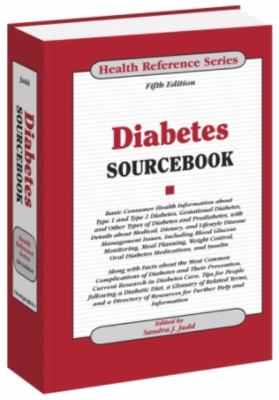 Diabetes Sourcebook 9780780811492