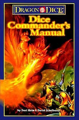 Dice Commander's Manual 9780786906772