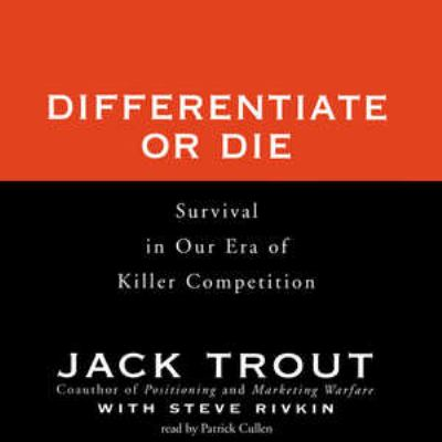 Differentiate or Die 9780786194650