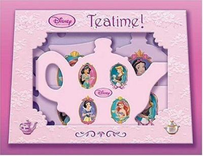 Disney Princess Teatime! 9780786834969