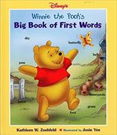 Disney's: Winnie the Pooh's - Big Book of First Words