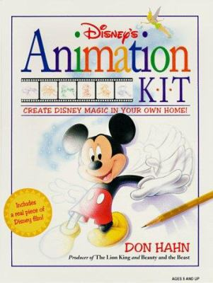 Disney's Animation Kit [With Two Flip Books and Peg Bar