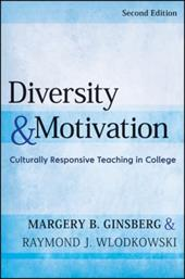 Diversity and Motivation: Culturally Responsive Teaching in College 3121991