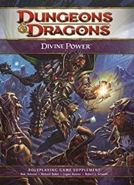 Divine Power: Roleplaying Game Supplement 9780786949823
