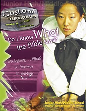 Do I Know What the Bible Says? 9780781440868