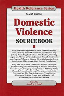 Domestic Violence Sourcebook 9780780812611