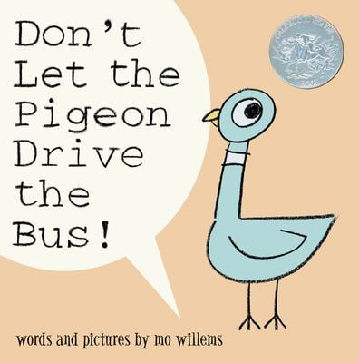 Don't Let the Pigeon Drive the Bus! 9780786819881