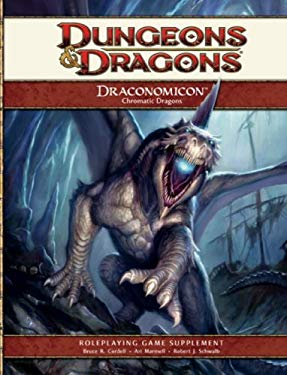 Draconomicon: Chromatic Dragons 9780786949809