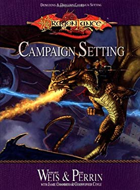 Dragonlance Campaign Setting 9780786930869