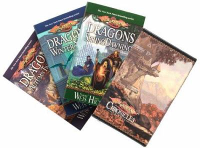 Dragonlance Chronicles Gift Set 9780786926817