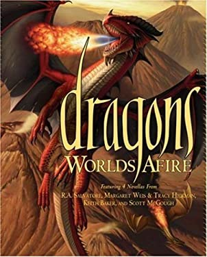 Dragons: Worlds Afire 9780786941667